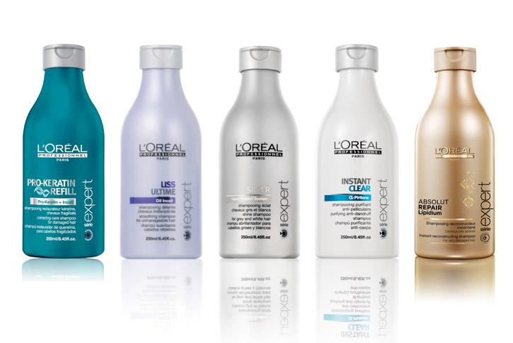 serie expert shampoo